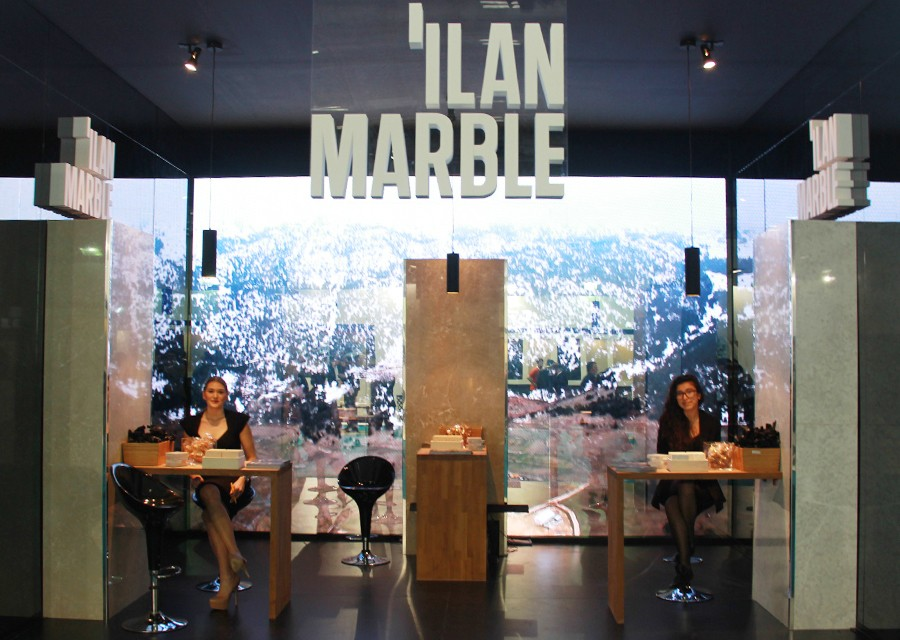 MARBLE 21. International Natural Stone and Technolojies Fair / 25 - 28 March 2015