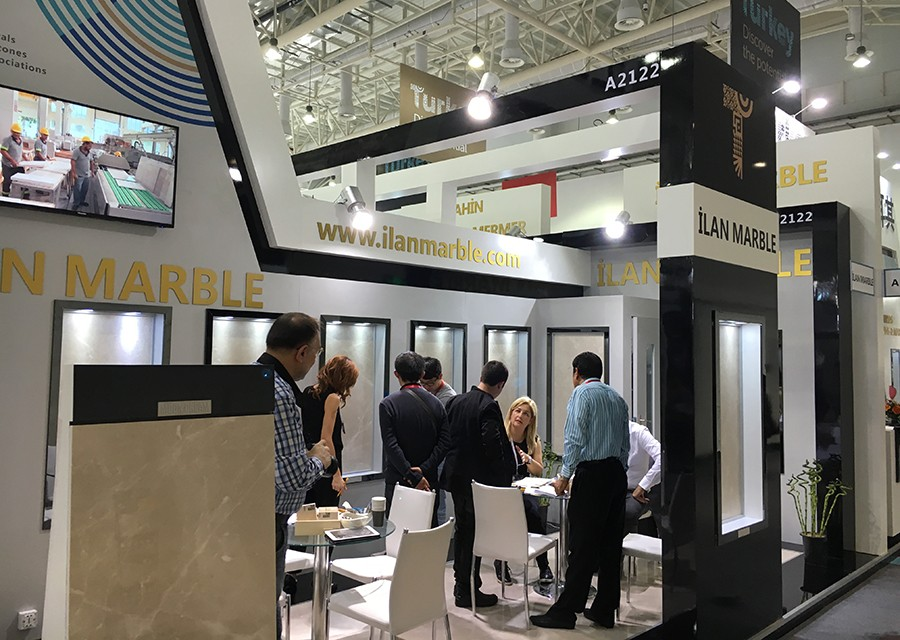 16. Xiamen International Stone Fair / 6-9 March 2016