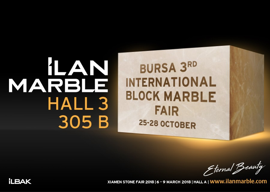 Ilan Marble Is Preparing To Attend Bursa International Block Fair